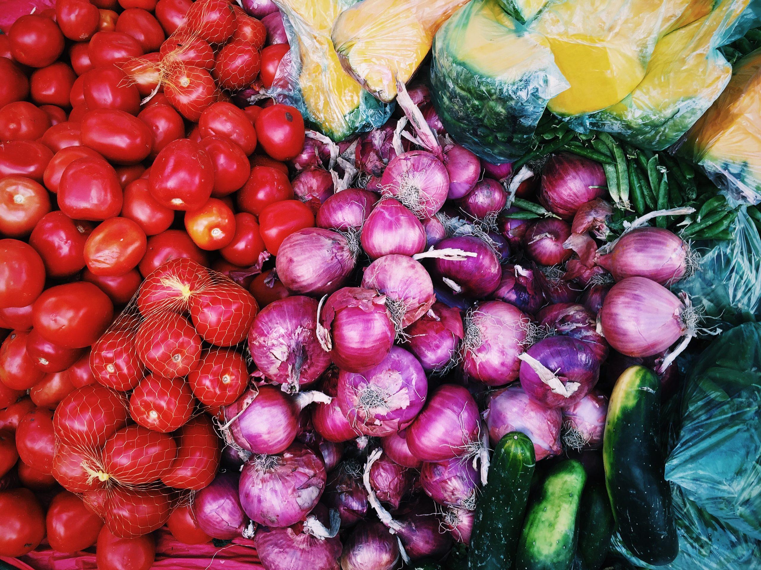 Allergies alimentaires et enrobages protecteurs sur les fruits et légumes