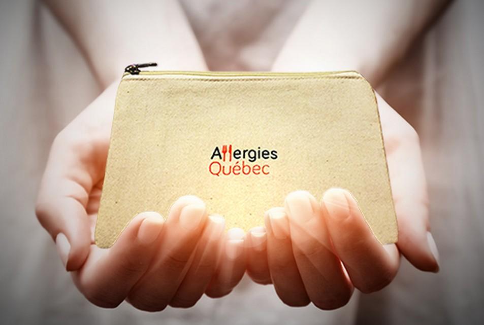 Les trousses Allergies Québec disponibles chez tous les allergologues de la province