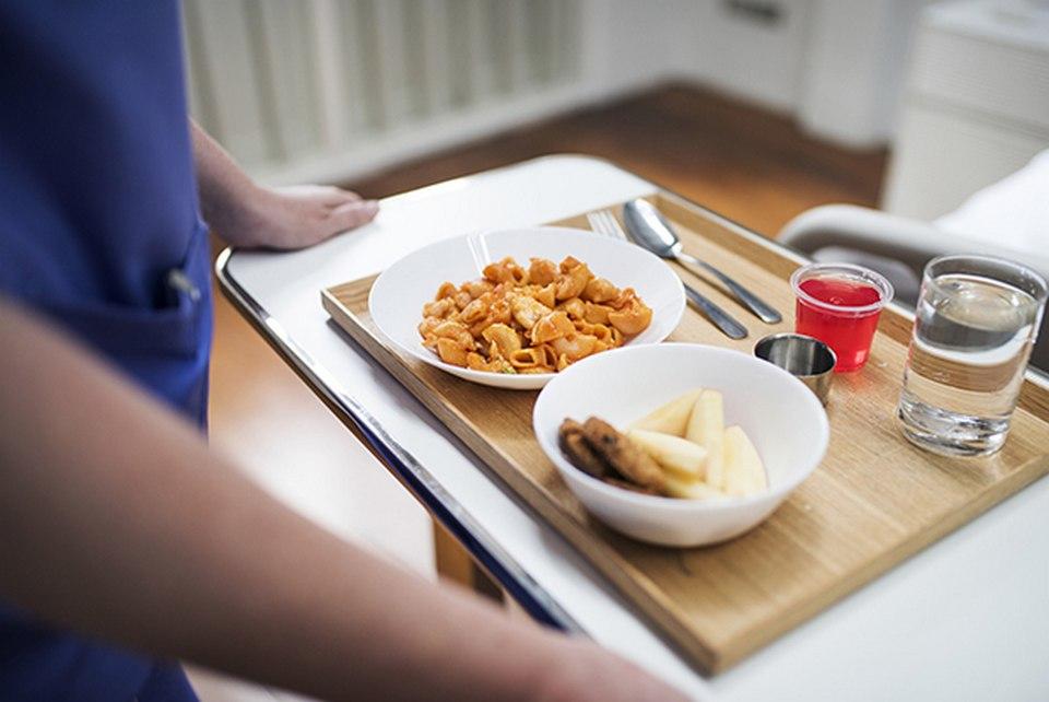 Les personnes allergiques peuvent-elles manger à l'hôpital en toute sécurité?