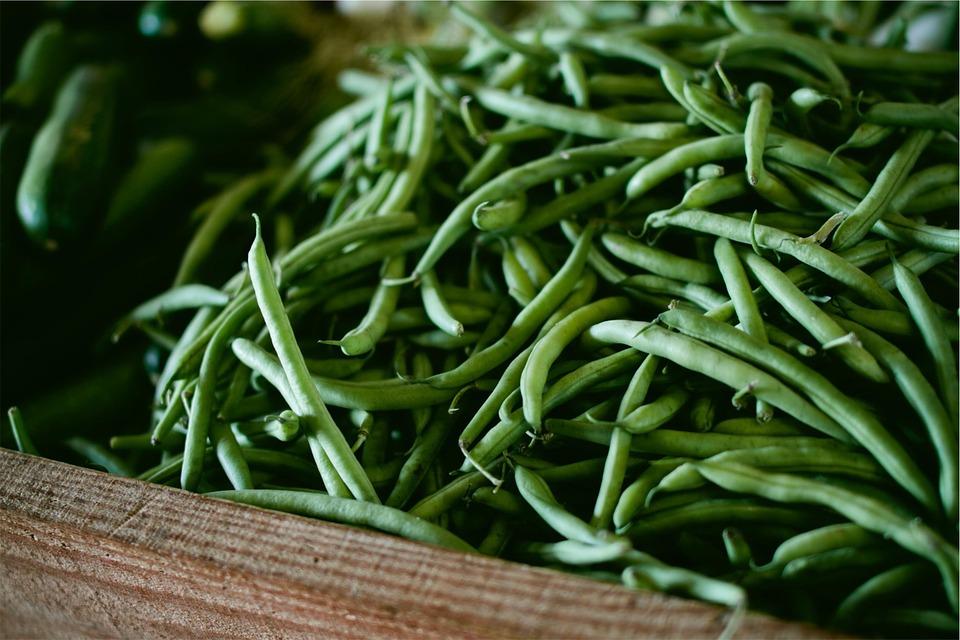 Recette de salade de haricots verts