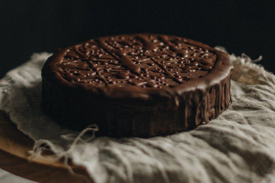 Gâteau du coeur