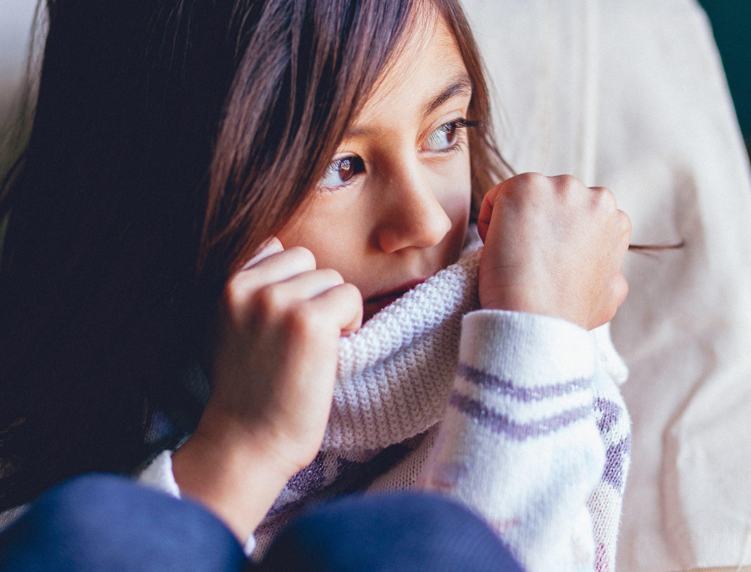 L'anxiété chez mon enfant allergique, le témoignage d'Alexandra Sarrazin