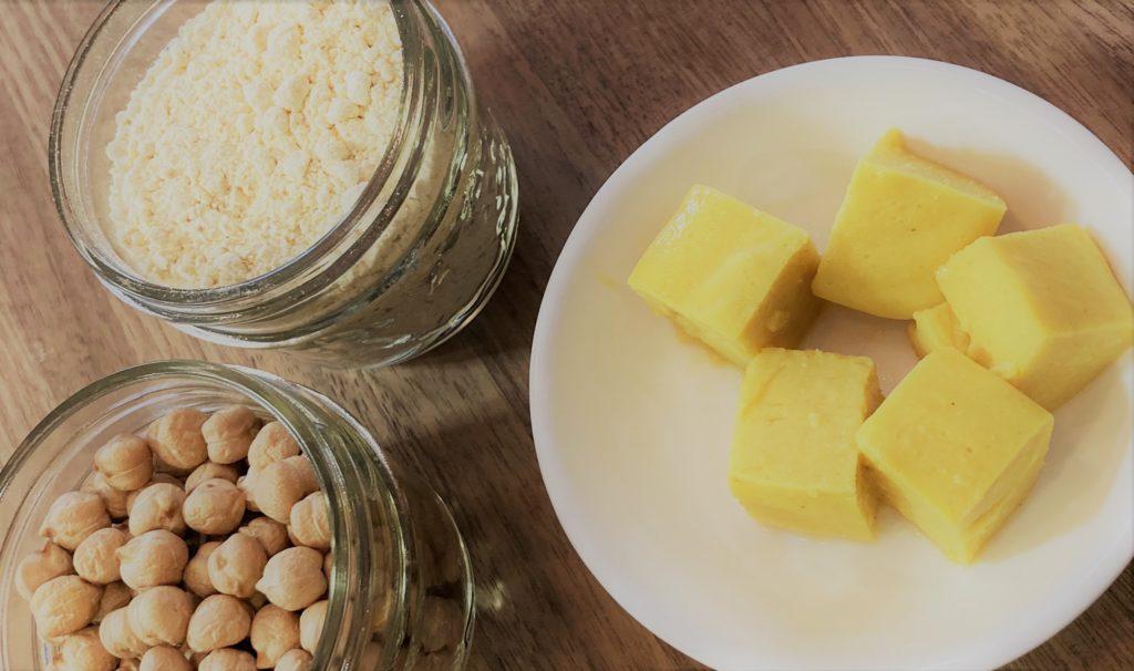 Recette tofu sans soya