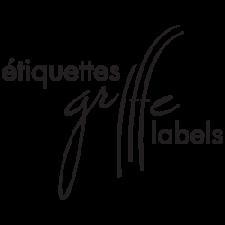 Étiquettes Griffe