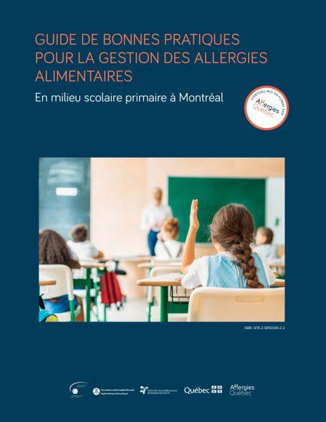 Allergies alimentaires dans les écoles
